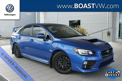 2017 Subaru WRX STI for sale 101029594
