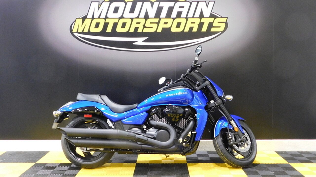 2017 Suzuki Boulevard 1800 M109R B.O.S.S. for sale 200544033