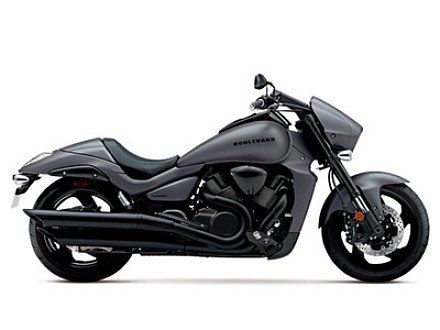 2017 Suzuki Boulevard 1800 for sale 200421654