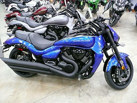 2017 Suzuki Boulevard 1800 M109R B.O.S.S. for sale 200451259