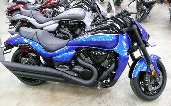 2014 Suzuki Boulevard 1800 Motorcycles for Sale - Motorcycles on ...