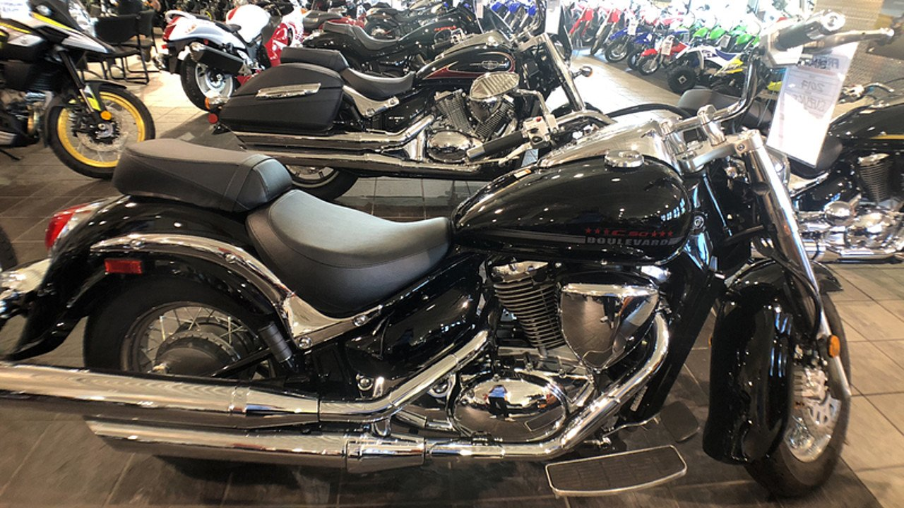 2017 Suzuki Boulevard 800 C50T for sale 200471257