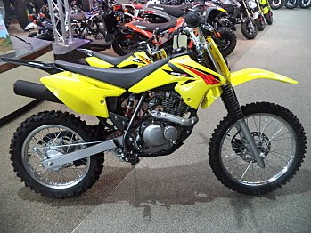 2017 Suzuki DR-Z125L for sale 200405421