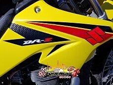 2017 Suzuki DR-Z125L for sale 200541968