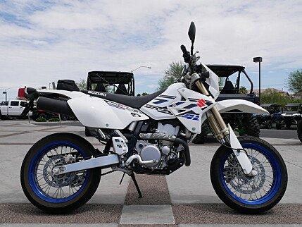 2017 Suzuki DR-Z400SM for sale 200602447