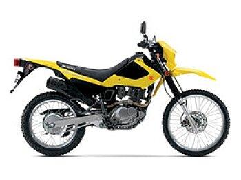 2017 Suzuki DR200S for sale 200561576