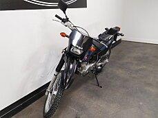 2017 Suzuki DR200S for sale 200538287