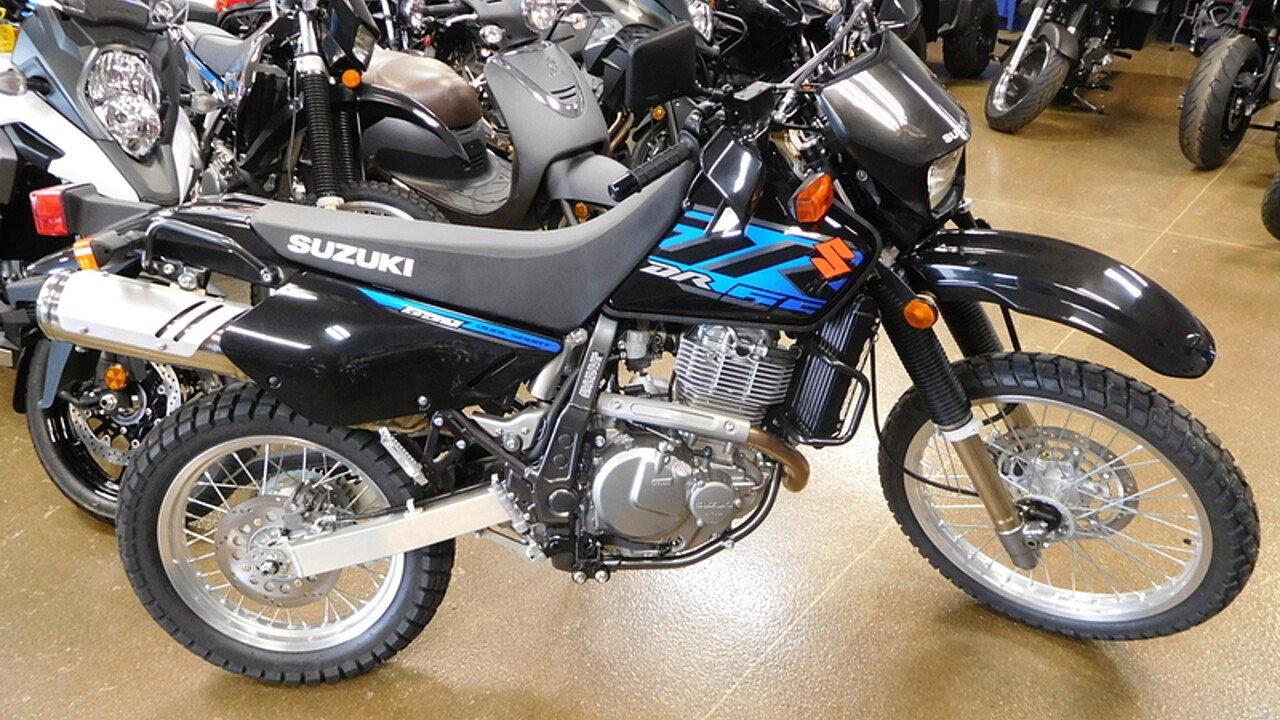 2017 Suzuki DR650S for sale 200416856