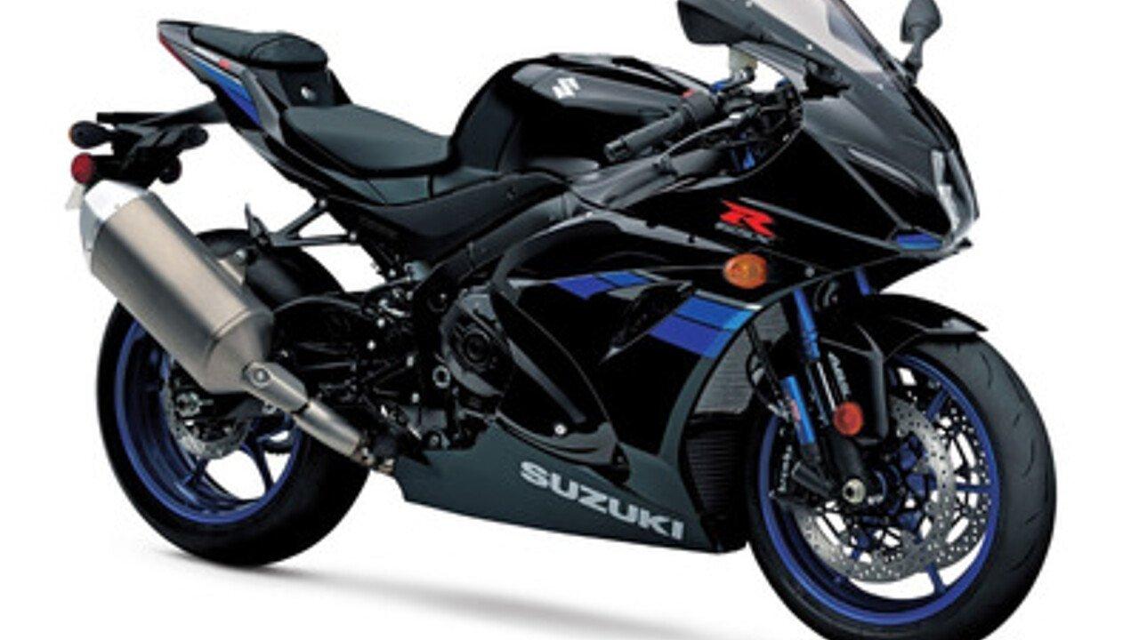 2017 Suzuki GSX-R1000 for sale 200422212