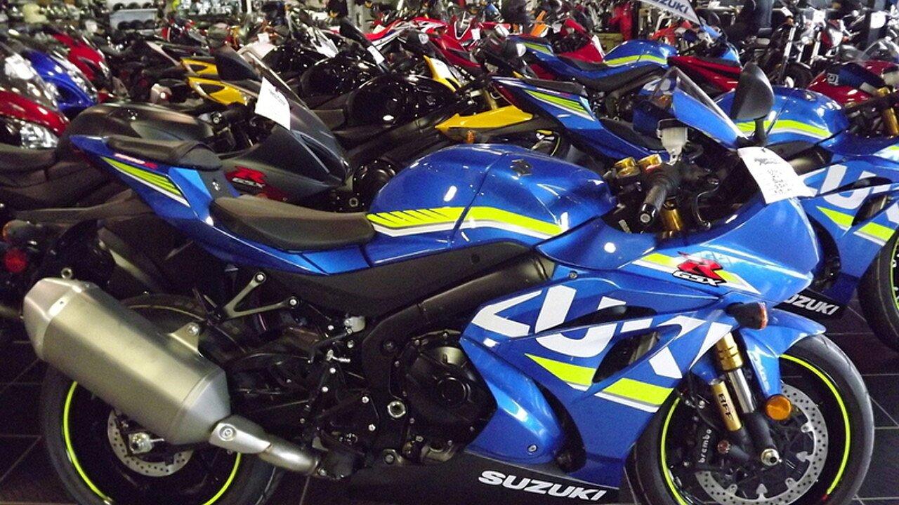 2017 Suzuki GSX-R1000 for sale 200480265
