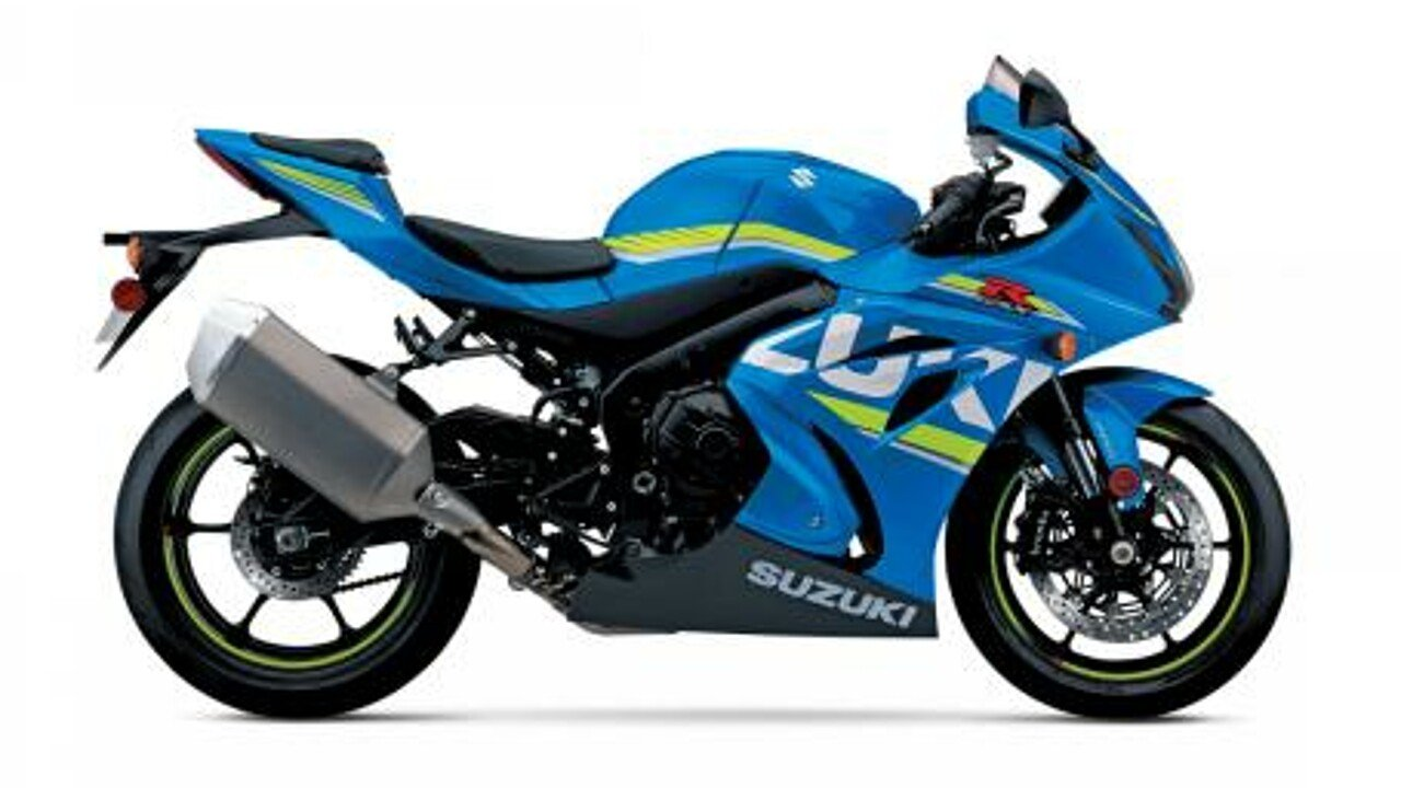 2017 Suzuki GSX-R1000 for sale 200516601