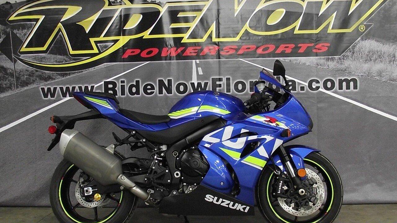 2017 Suzuki GSX-R1000 for sale 200570458