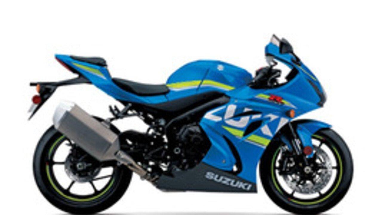 2017 Suzuki GSX-R1000 for sale 200599187