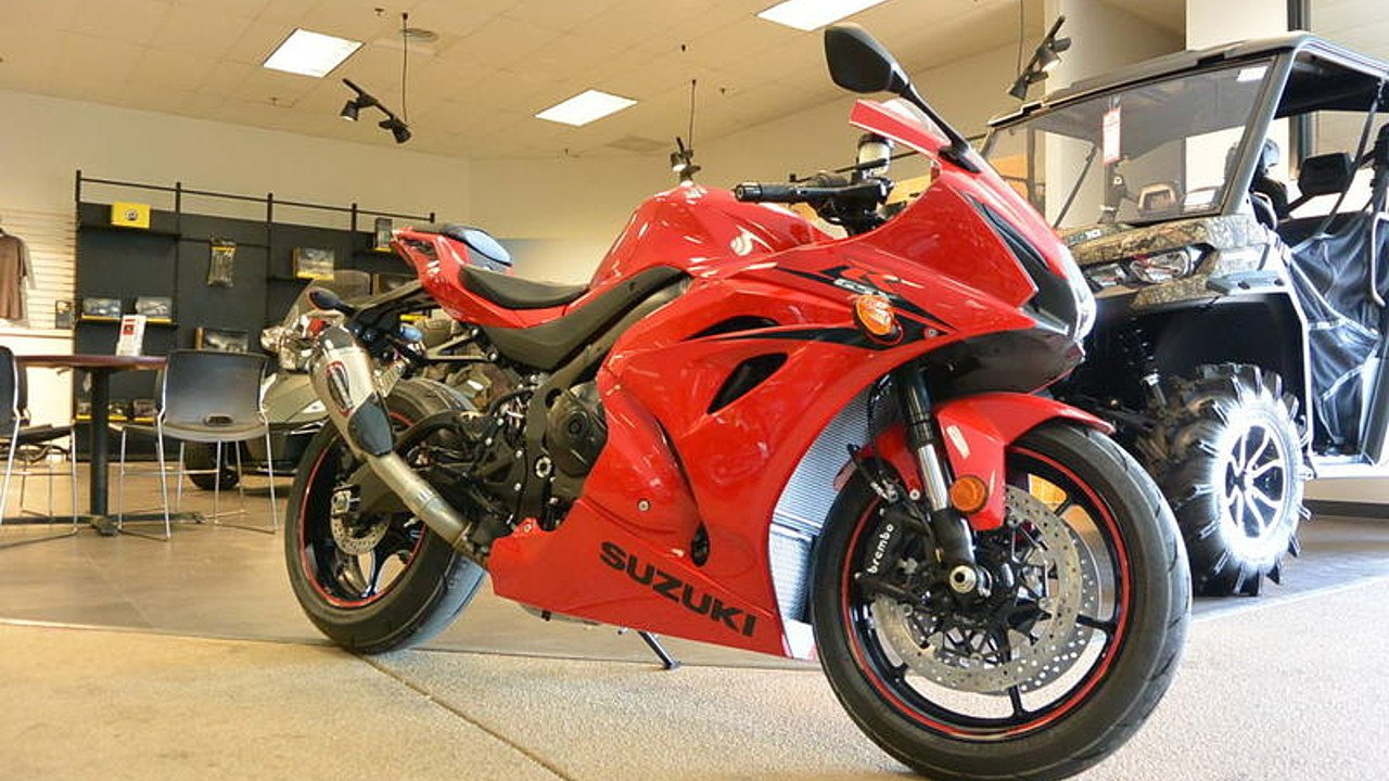 2017 Suzuki GSX-R1000 for sale 200599689