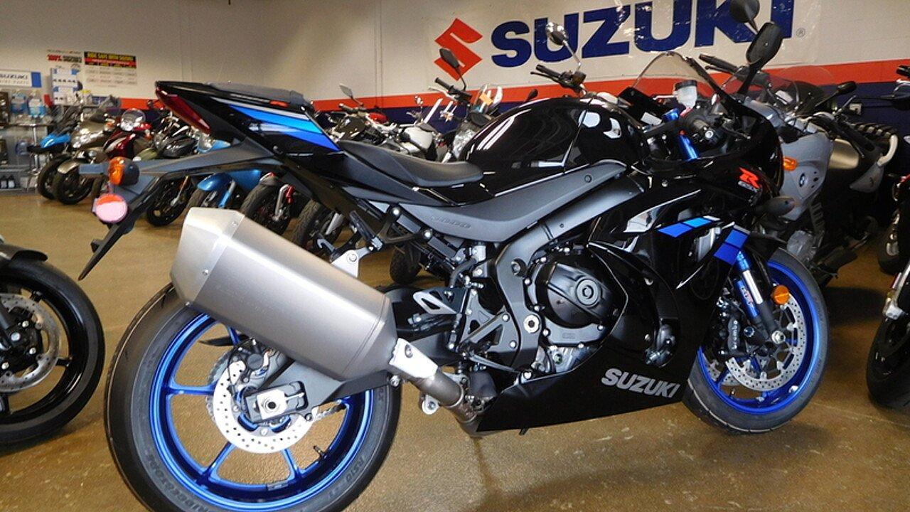 2017 Suzuki GSX-R1000R for sale 200492069
