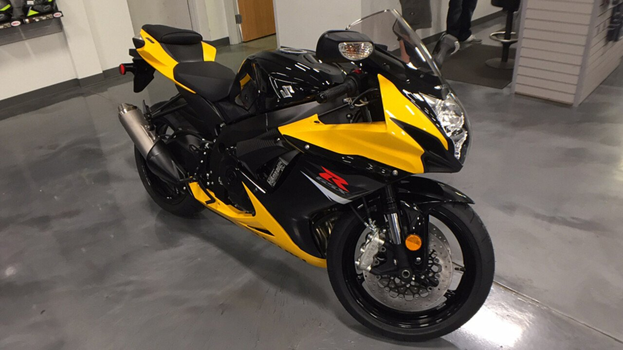 2017 Suzuki GSX-R600 for sale 200421572