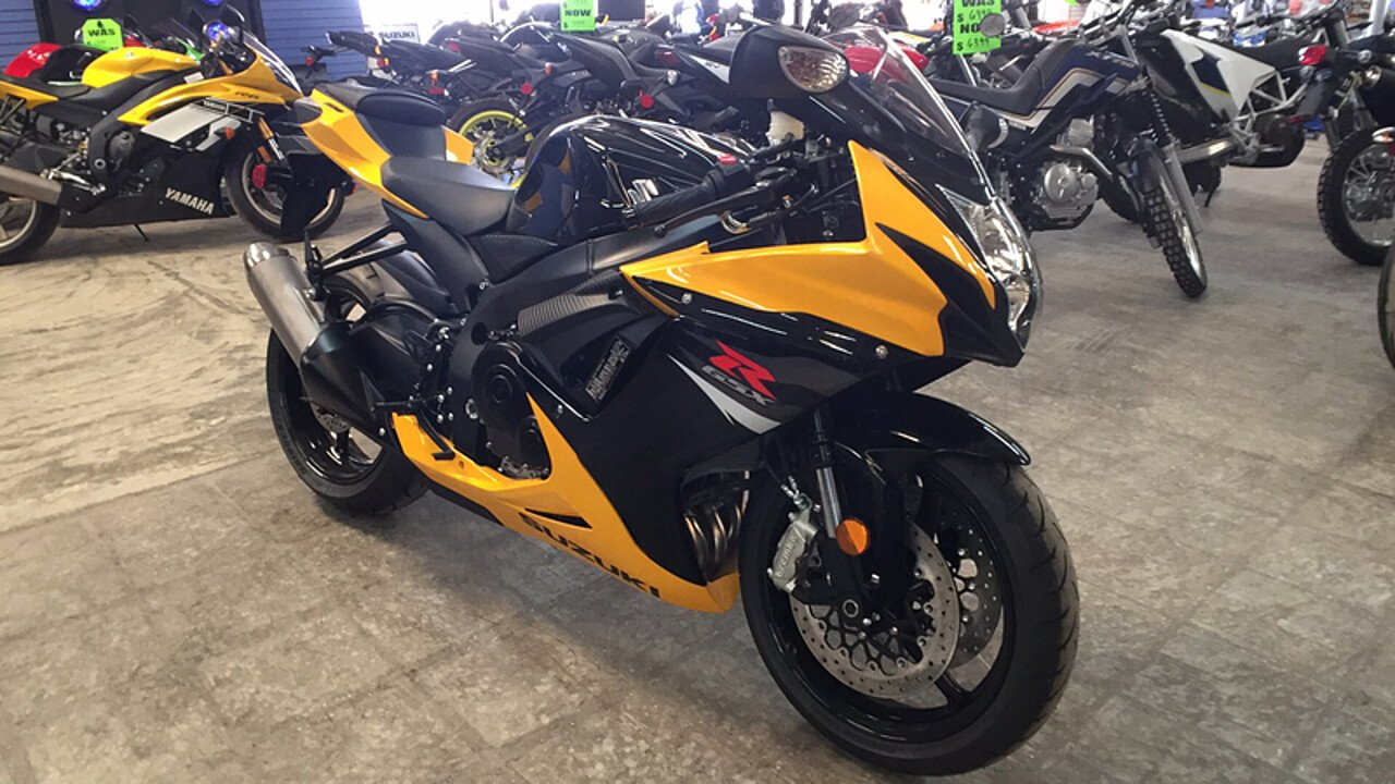2017 Suzuki GSX-R600 for sale 200424565