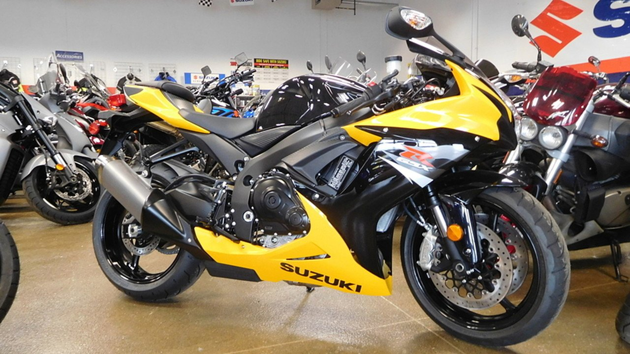 2017 Suzuki GSX-R600 for sale 200424735