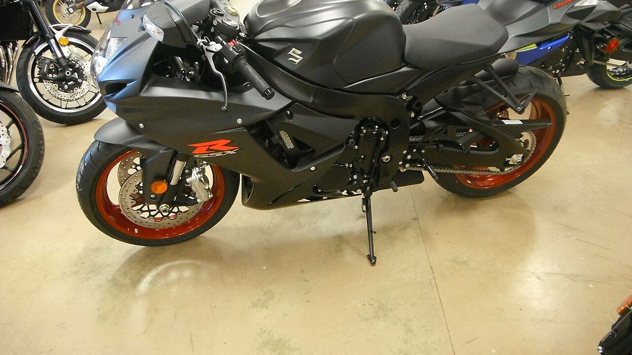 2017 Suzuki GSX-R600 for sale 200448490
