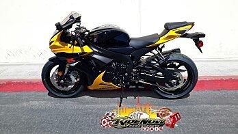 2017 Suzuki GSX-R600 for sale 200452343