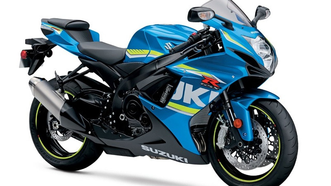 2017 Suzuki GSX-R600 for sale 200452349