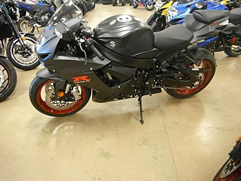 2017 Suzuki GSX-R600 for sale 200457737