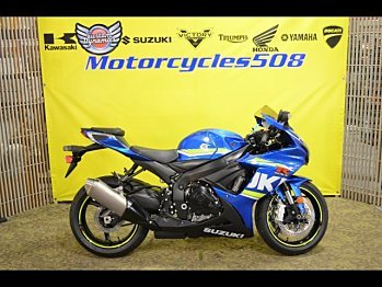 2017 Suzuki GSX-R600 for sale 200534541