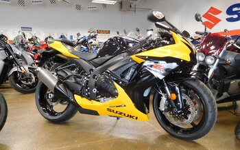 2017 Suzuki GSX-R600 for sale 200424735
