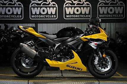 2017 Suzuki GSX-R600 for sale 200559676