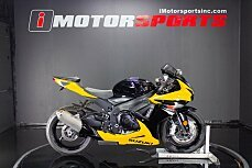 2017 Suzuki GSX-R600 for sale 200597990