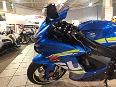 2017 Suzuki GSX-R600 for sale 200609424