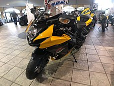 2017 Suzuki GSX-R600 for sale 200609427