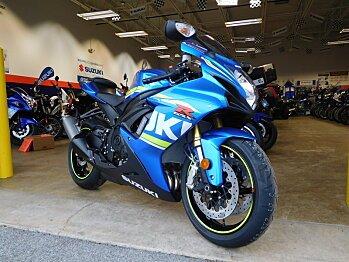 2017 Suzuki GSX-R750 for sale 200421233