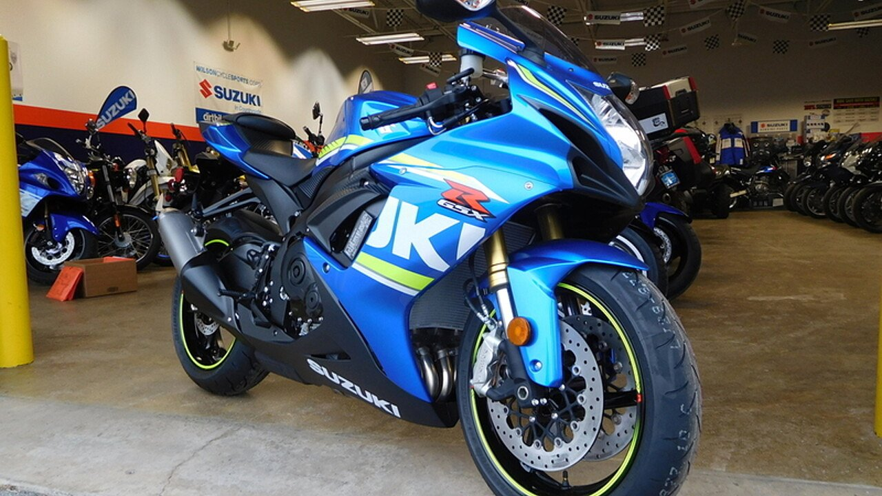 2017 Suzuki GSX-R750 for sale 200421233