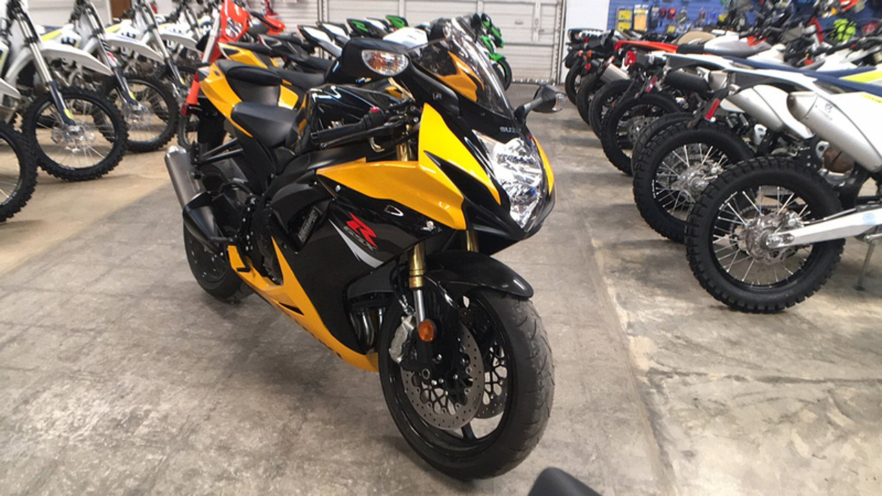 2017 Suzuki GSX-R750 for sale 200424564
