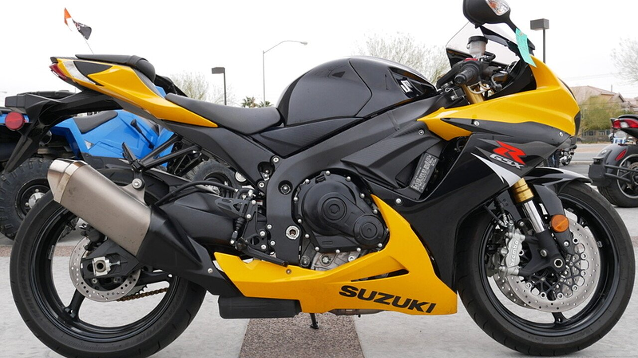 2017 Suzuki GSX-R750 for sale 200547179