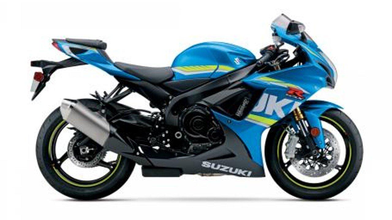 2017 Suzuki GSX-R750 for sale 200619504