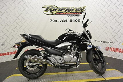 2017 suzuki gw250 motorcycles for sale - motorcycles on autotrader