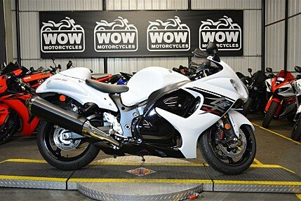 2017 Suzuki Hayabusa for sale 200516627