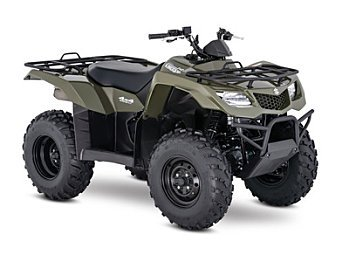 2017 Suzuki KingQuad 400 for sale 200394830