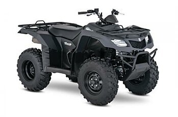 2017 Suzuki KingQuad 400 for sale 200419288