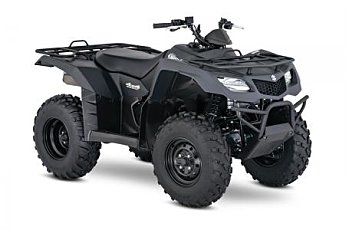 2017 Suzuki KingQuad 400 for sale 200426400