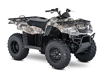 2017 Suzuki KingQuad 400 for sale 200452232