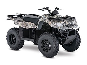 2017 Suzuki KingQuad 400 for sale 200486020