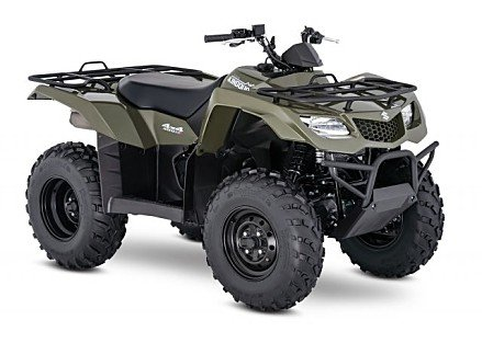 2017 Suzuki KingQuad 400 for sale 200427383