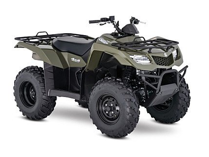 2017 Suzuki KingQuad 400 for sale 200459592