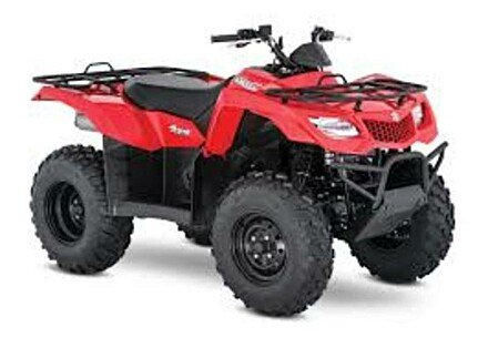 2017 Suzuki KingQuad 400 for sale 200497860