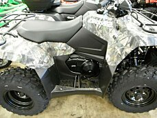 2017 Suzuki KingQuad 400 for sale 200525469