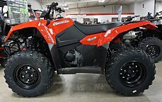 2017 Suzuki KingQuad 400 for sale 200570177