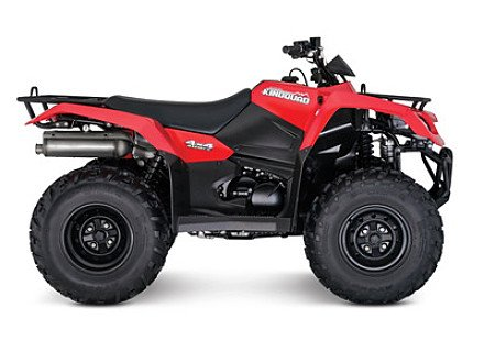 2017 Suzuki KingQuad 400 for sale 200606990